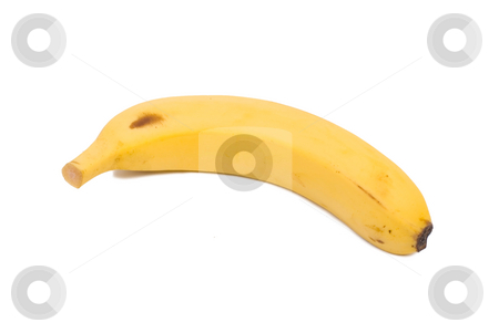 Banana, tropical fruit stock photo, Banana, tropical fruit with high potassium to sodium content by Lawren