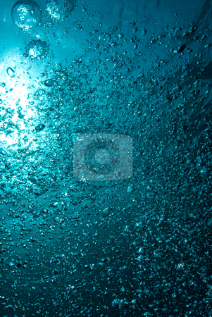 Bubbles in the ocean. stock photo, Bubbles in the ocean. by Mark Doherty