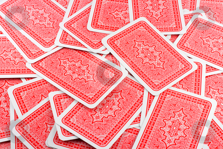 Playing cards background stock photo, Playing cards background by Vladyslav Danilin