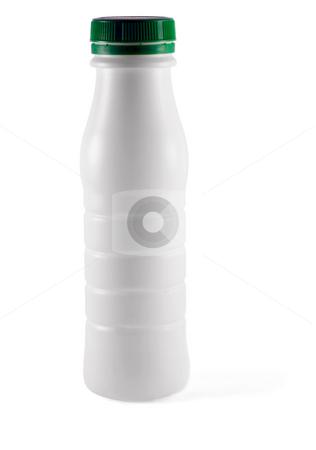 Plastic bottles stock photo, Plastic bottles,isolated in white background. by Vladyslav Danilin