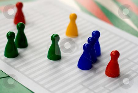 Strategy stock photo, Concepts strategy organization success. by Vladyslav Danilin