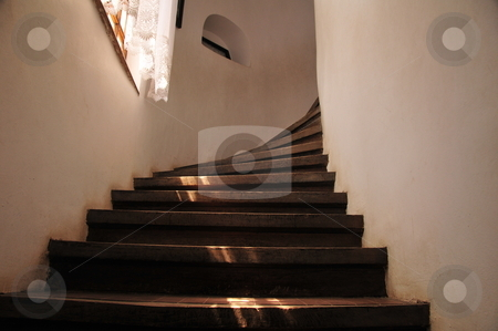 Stairway stock photo,  by Zheko Zhekov