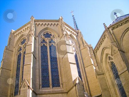 San Francisco church stock photo, Church in San Francisco California by Jaime Pharr