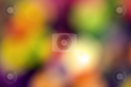 Colors stock photo, An abstract photo of colors, a useful background. by Kristen Wood