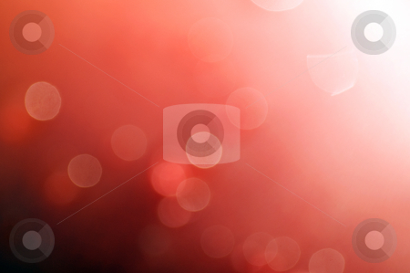 Red light background stock photo, An ethereal red background. by Kristen Wood