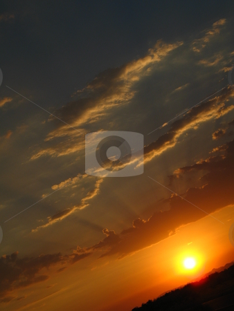 Sunset stock photo, A New Day by Tim Greek
