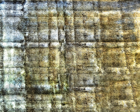 Painted Concrete Wall stock photo,  by W. Paul Thomas