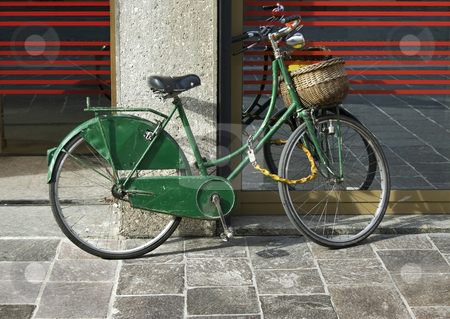 Bicycle stock photo, Bicycle by Desislava Draganova