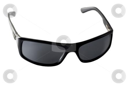 Sunglasses  stock photo, Sunglasses sun close-up isolated on white background by Vladyslav Danilin