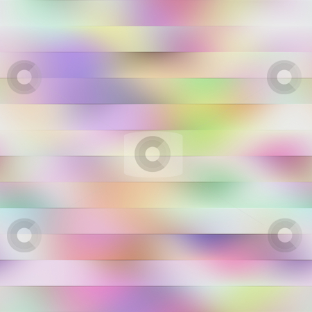 Horizontal pastel pattern stock photo, Seamless texture of light blurred pastel lines by Wino Evertz