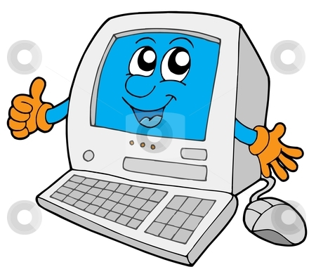 Computer Keyboard Clipart Eps