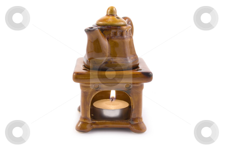Aroma lamp stock photo, Aroma lamp by Minka Ruskova-Stefanova