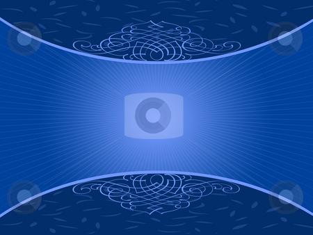 Blue background stock photo, Blue background by Minka Ruskova-Stefanova
