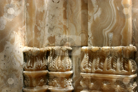 Dolmabahce Palace stock photo, Marble Bathroom - Dolmabahce Palace by Mehmet Dilsiz