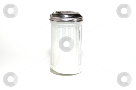 Isolated Sugar Container stock photo, Isolated Sugar Container on White Background by Mehmet Dilsiz