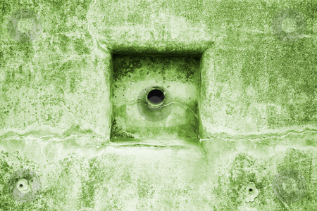Fort Worden Bunker stock photo, Abstract architecture at Fort Worden military bunker in Port Townsend Washington. by Travis Manley