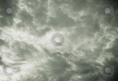 Clouds stock photo, Storm clouds by Jaime Pharr