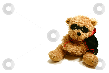 Halloween Decoration  stock photo, Halloween Decoration - Teddy Bear by Mehmet Dilsiz