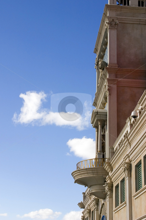 Building in the Stip in Las Vegas stock photo, Building in the Stip in Las Vegas - Venetian by Mehmet Dilsiz