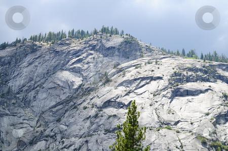 Mountain side stock photo,  by Brett Horne