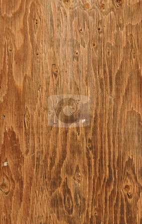 Wooden Background stock photo, Close up on Wooden Posting Board by Mehmet Dilsiz