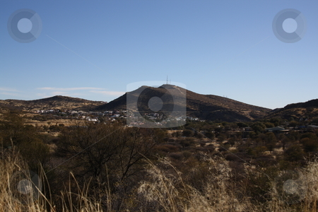 Windhoek Highest Mountain stock photo,  by Carlo Grossmann