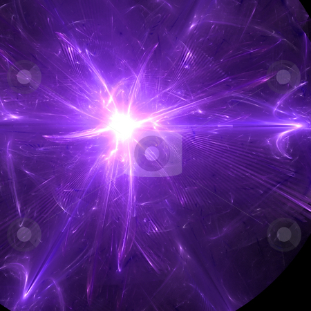 Abstract background. White - purple palette. stock photo, Abstract background. White - purple palette. Raster fractal graphics. by Andrey Khritin