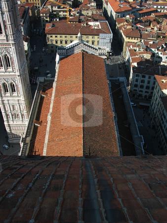 Basilica di Santa Maria del Fiore stock photo, Basilica di Santa Maria del Fiore in Florence, Italy by Rhys Marsh