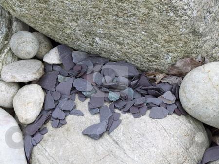 Stones Rocks and Gravel stock photo, Stones Rocks and Gravel by Stephen Lambourne