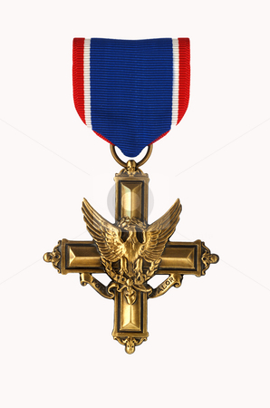 Distinguished service cross stock photo, United States Distinguished Service Cross by James Barber