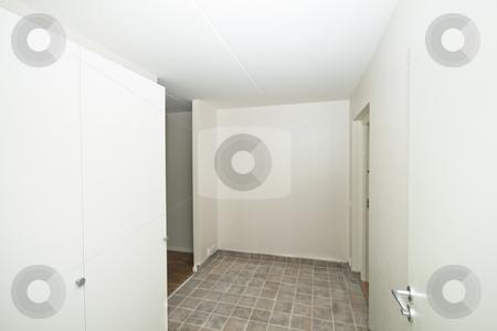 Apartment stock photo, New apartment by Fredrik Elfdahl