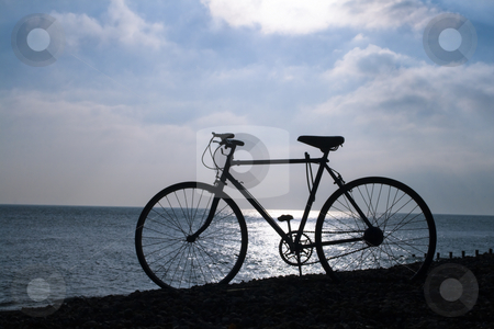 Bicycle stock photo, Bicycle by Fredrik Elfdahl
