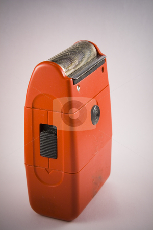 Shaver stock photo, An electric shaver by Fredrik Elfdahl