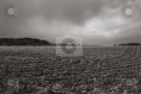 Farmland stock photo, Farmland by Fredrik Elfdahl