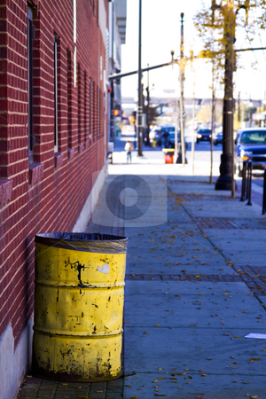 Street View in Salt Lake City stock photo, Street View in Salt Lake City Downtown by Mehmet Dilsiz