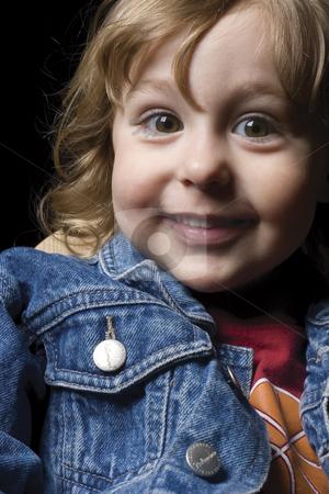 Boy kid stock photo, Two year old boy smiling by Yann Poirier