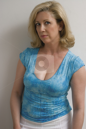 Mature model stock photo, Fifty something female model hanging out by Yann ...