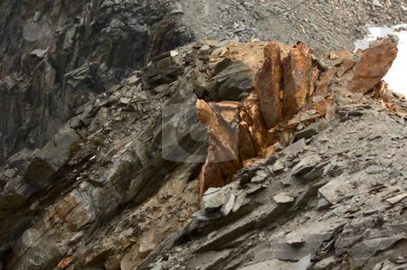 Rocks stock photo, Rocks on a summit by Andre Janssen