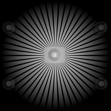 Star Black stock photo, Black star pattern texture on dark background. by Henrik Lehnerer
