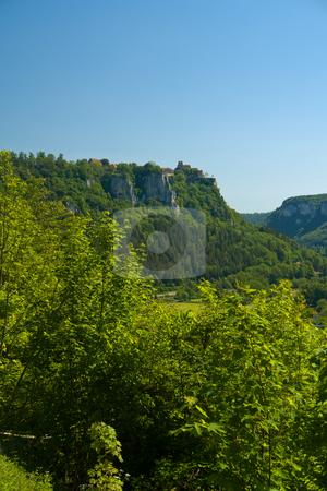 Im Donautal - In the Donau valley stock photo, Bei/near Irndorf bzw. Beuron by Wolfgang Heidasch