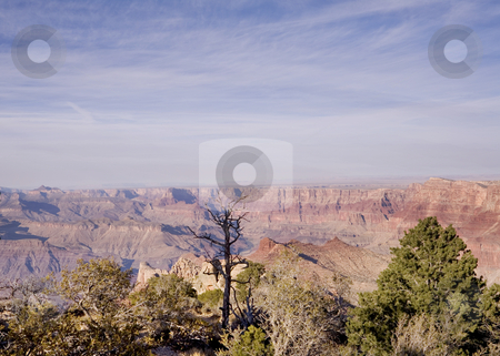 134 Grand Canyon stock photo, View from the South Rim of the Grand Canyon by Sharron Schiefelbein