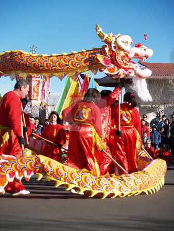 Chinese new year stock photo, Celebration of Chinese new year by Cora Reed