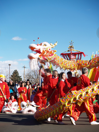 Festival stock photo, Celebration of Chinese New Year by Cora Reed