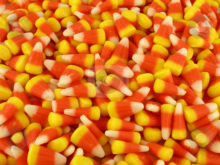 Candy corn stock photo, Candy corn, a Halloween tradition by Harris Shiffman