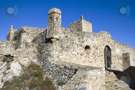 Castle of Marvao stock photo, Medieval Castle of Marvao, Alentejo, Portugal by Manuel Ribeiro