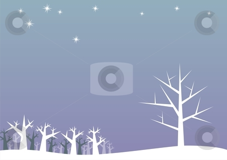 Fully editable vector Christmass card stock vector clipart, Fully editable vector Christmass card by pilgrim.artworks