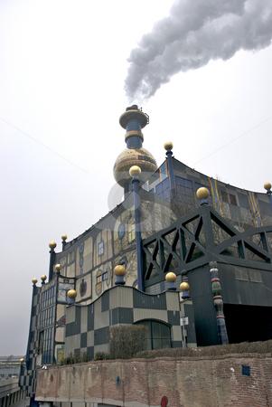 Beautiful building in Vienna Austria stock photo, Beautiful building in Vienna Austria by Sharron Schiefelbein