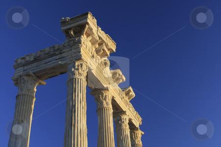 Temple of Apollo in Turkey stock photo, Temple of Apollo in Turkey by Sharron Schiefelbein