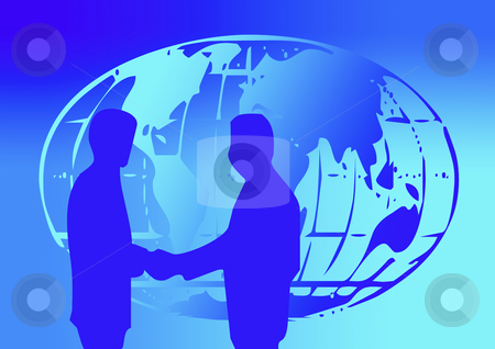 Business stock photo, International business by Bernardo Varela