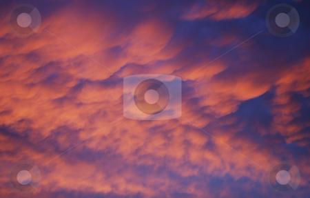 Cloudy sky stock photo,  by Sarka